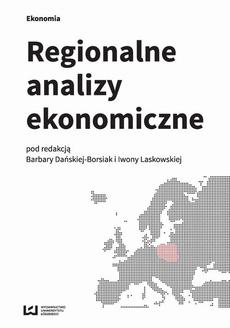 Regionalne analizy ekonomiczne