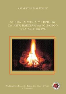 Studia i materiały z dziejów związku harcerstwa polskiego w latach 1918-1939