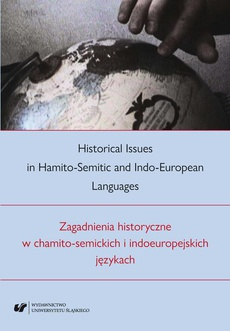 Historical Issues in Hamito-Semitic and Indo-European languages. Zagadnienia historyczne w chamito-semickich i indoeuropejskich językach - 01 Celtic influence and genitive resumptives