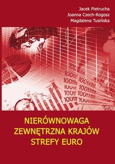 Nierównowaga zewnętrzna krajów strefy euro