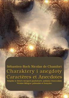 Charaktery i anegdoty. Caractères et Anecdotes