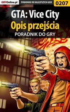 GTA: Vice City - opis przejścia - poradnik do gry