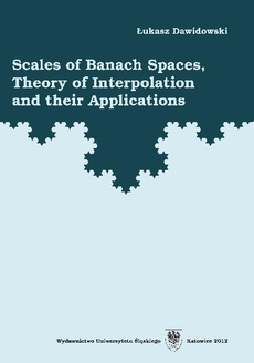 Scales of Banach Spaces, Theory of Interpolation and their Applications - 02 Rozdz. 3-4. Infinitesimal generators of semi-groups; Scales of Banach Spaces