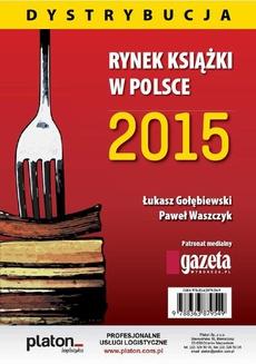 Rynek książki w Polsce 2015 Dystrybucja