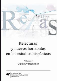 Relecturas y nuevos horizontes en los estudios hispánicos. Vol. 3: Cultura y traducción - 08 El verbo de movimiento andar y sus equivalencias traductoras en polaco: aproximación al estudio contrastivo