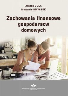 Zachowania finansowe gospodarstw domowych