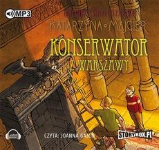 Tajemnice starego pałacu Konserwator z Warszawy Tom 3