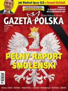 Gazeta Polska 25/04/2018