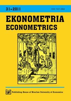 Ekonometria 31