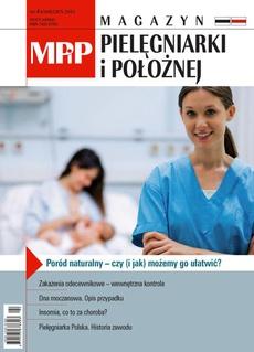 Magazyn Pielęgniarki i Położnej, nr 4 (2013)
