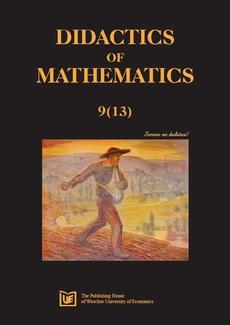 Didactics of Mathematics 9(13)