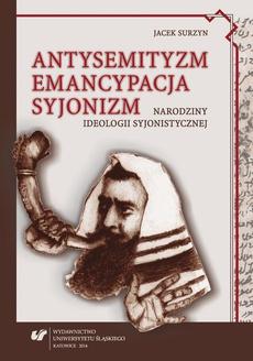 Antysemityzm, emancypacja, syjonizm - 02 Mojżesz Hess