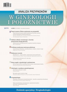 Analiza przypadków w ginekologii i położnictwie 4/2014
