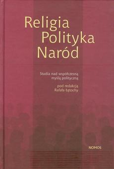 Religia Polityka Naród