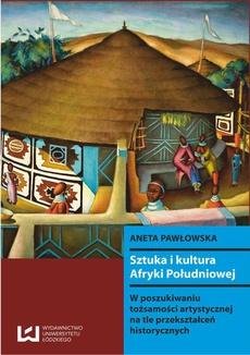 Sztuka i kultura Afryki Południowej