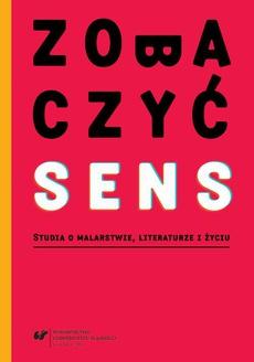 """Zobaczyć sens - 17 Zobaczyć sens w """"katastrofie narodzin"""" Emila Ciorana"""