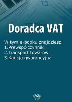Doradca VAT, wydanie listopad 2015 r.