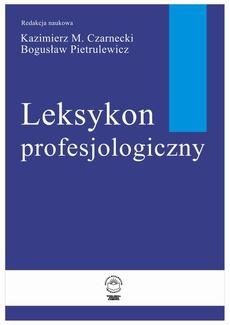 Leksykon Profesjologiczny