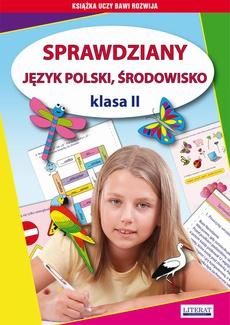 Sprawdziany. Język polski. Środowisko Klasa II