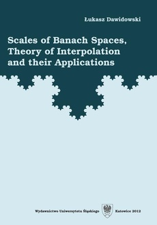 Scales of Banach Spaces, Theory of Interpolation and their Applications - 04 Rozdz. 8. The abstract Cauchy problem; Appendix A: Theory of distributions and the Fourier transform; Bibliography