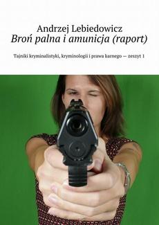 Broń palna i amunicja (raport)