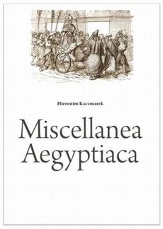 Miscellanea Aegyptiaca