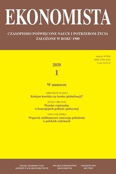 Ekonomista 2020 nr 1