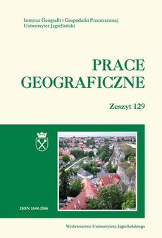 Prace Geograficzne vol 128 (2012)