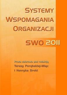 Systemy wspomagania organizacji SWO 2011