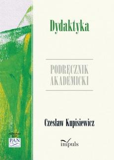Dydaktyka Podręcznik akademicki