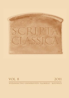 "Scripta Classica. Vol. 8 - 06 Boethius' ""De consolatione philosophiae"" vs. ""The Wanderer"" and ""The Seafarer"""