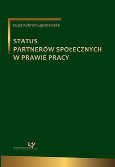 Status partnerów społecznych w prawie pracy