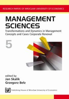 Management Sciences 5