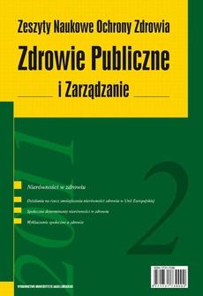 Zdrowie Publiczne i Zarządzanie 2/2011