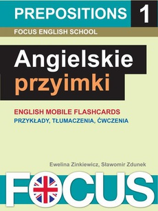 Angielskie przyimki. Zestaw 1