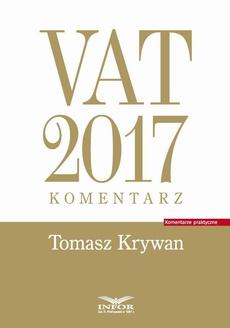 VAT 2017. Komentarz