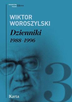 Dzienniki. 1988–1996. Tom 3