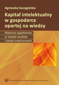 Kapitał intelektualny w gospodarce opartej na wiedzy