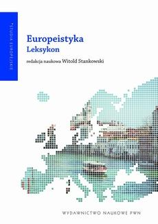 Europeistyka. Leksykon