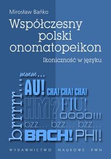 Współczesny polski onomatopeikon