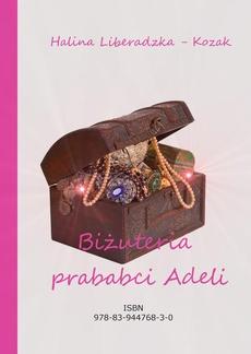 Biżuteria prababci Adeli