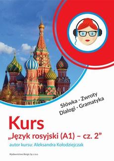 Kurs Język rosyjski (A1) - cz. 2
