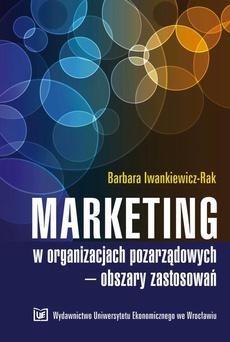 Marketing w organizacjach pozarządowych - obszary zastosowań