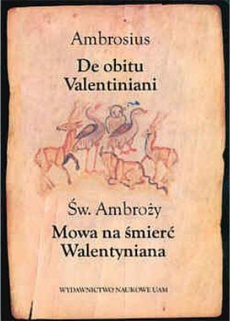 Mowa na śmierć Walentyniana