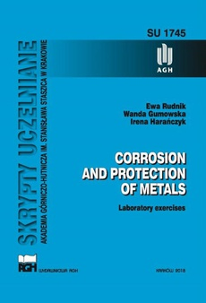 Corrosion and protection of metals. Laboratory exercises.