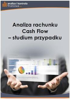 Analiza rachunku Cash Flow studium przypadku