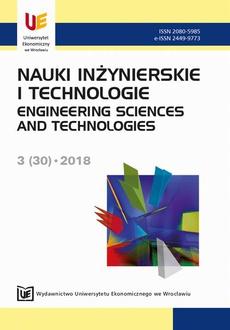 Nauki Inżynierskie i Technologie 3(30)