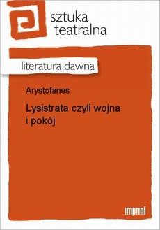 Lysistrata, czyli wojna i pokój