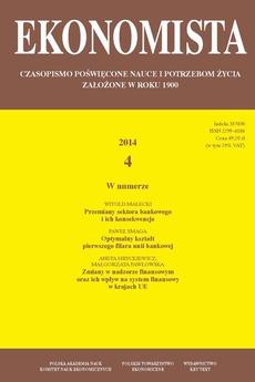 Ekonomista 2014 nr 4