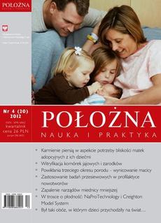 Położna. Nauka i Praktyka 4/2012